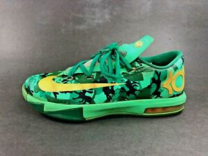 low priced cbd23 8ef63 Image is loading Nike-KD-VI-GS-Low-Top-Shoes-336470-