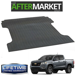 New Heavy Duty Rubber Bed Mat 2015 2019 Gmc Canyon 6 Bed