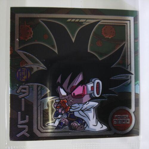 Dragon Ball Super Trading Card Wafer Sticker seal japan toriyama Turles
