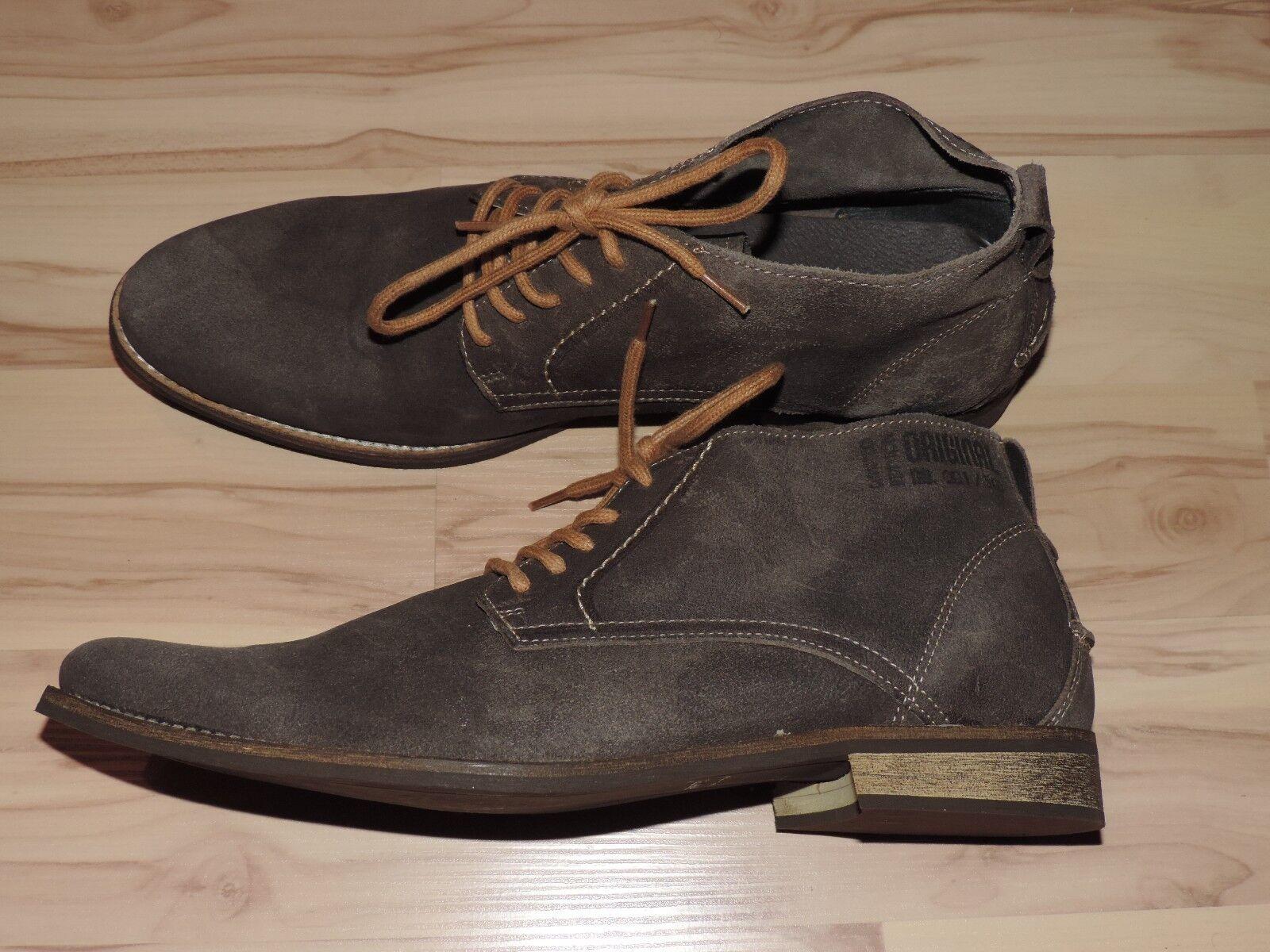 ZIGN Herrenschuhe, Herrenschuhe, ZIGN Boots Schnürschuhe Gr. 44 447746