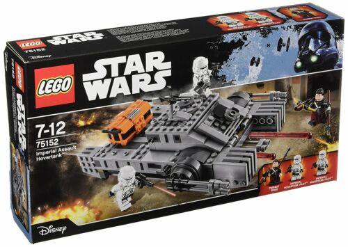 BRAND NEW RETIRED SET Lego 75152 Star Wars Imperial Assault Hovertank