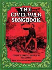 Dover Song Collections: Civil War Songbook (1977, Paperback)
