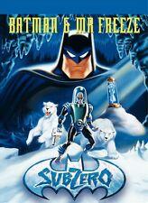 Batman & Mr. Freeze - Subzero (DVD, 2002)