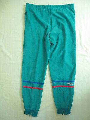 Pantalon Adidas Magic Moment 80'S Velour Survetement vintage