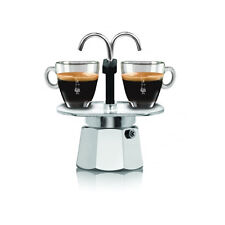 Bialetti Mini Express 2 tazze Caffettiera Moka Coffee Maker Miniexpress 0001284