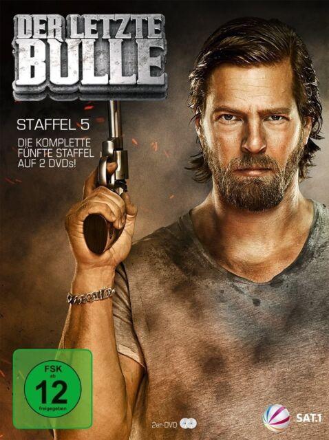 DER LETZTE BULLE - STAFFEL 5 (BASIC-VERSION)  BAUM,HENNING  2 DVD NEW