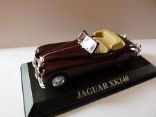 voiture 1/43 altaya IXO DREAM CARS boite vitrine : JAGUAR XK140