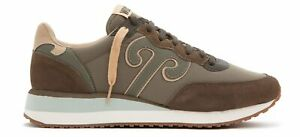 WuShu-Ruyi-Master-M19-sneakers-mini-Marrone-stringata-scarpe-Uomo-Estate-2019