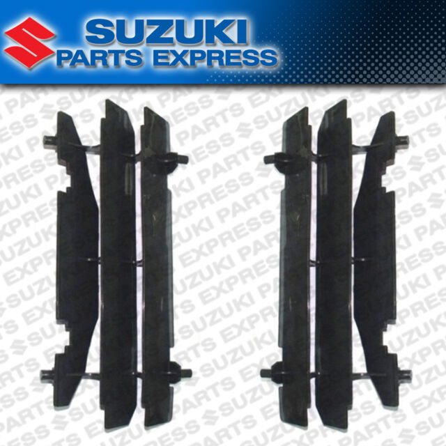 New Genuine Suzuki Radiator Grill Many DR-Z 400 RM 125 250  OEM 17831-37E11