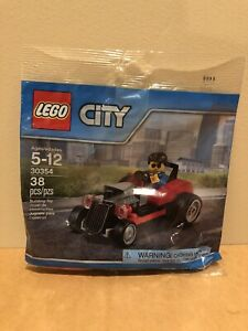 City Roadster Lego Hot Rod Polybag 30354 New Sealed