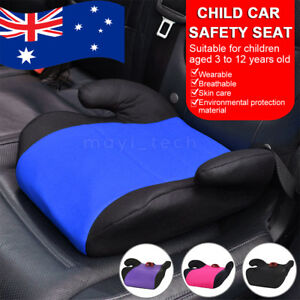 Car-Booster-Seat-Chair-Cushion-Pad-For-Toddler-Children-Child-Kids-Sturdy