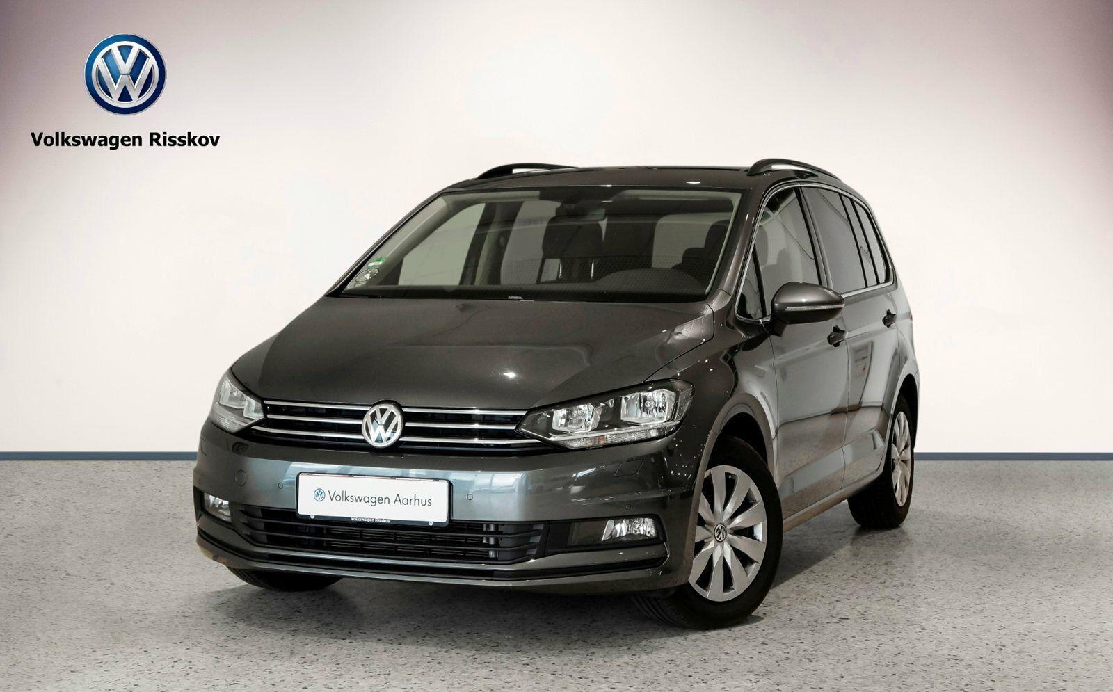 VW Touran 1,4 TSi 150 Comfortline DSG BMT 7p 5d - 299.500 kr.