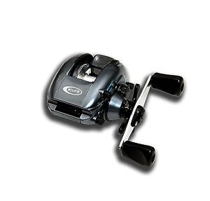 KUFA Sports Left Hand Low Profile casting reel with 4+1 ball bearing KY03L