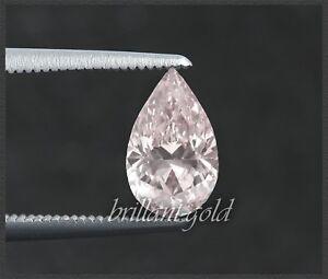 Diamant-Tropfen-mit-GIA-Zertifikat-0-28-ct-seltene-Farbe-rosa-unbehandelt