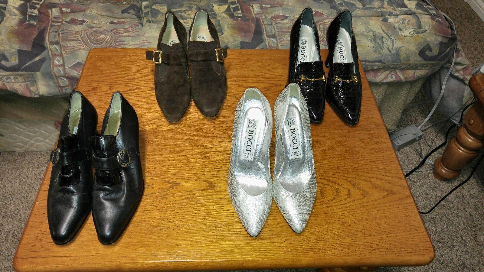 4 Bocci high heels