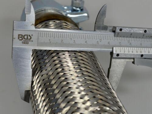 60 CV 1242 ccm punto 44 kw Pantalones de escape tubo flexrohr Fiat 188 /_ 1.2 60