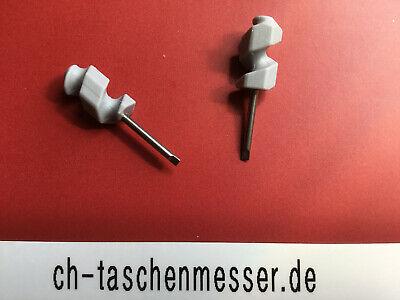 Mini Schlitz-Schraubendreher NEU Victorinox Korkenzieher