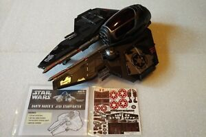 Star Wars Darth Vader's Sith Starfighter 30th TAC Loose, Complete