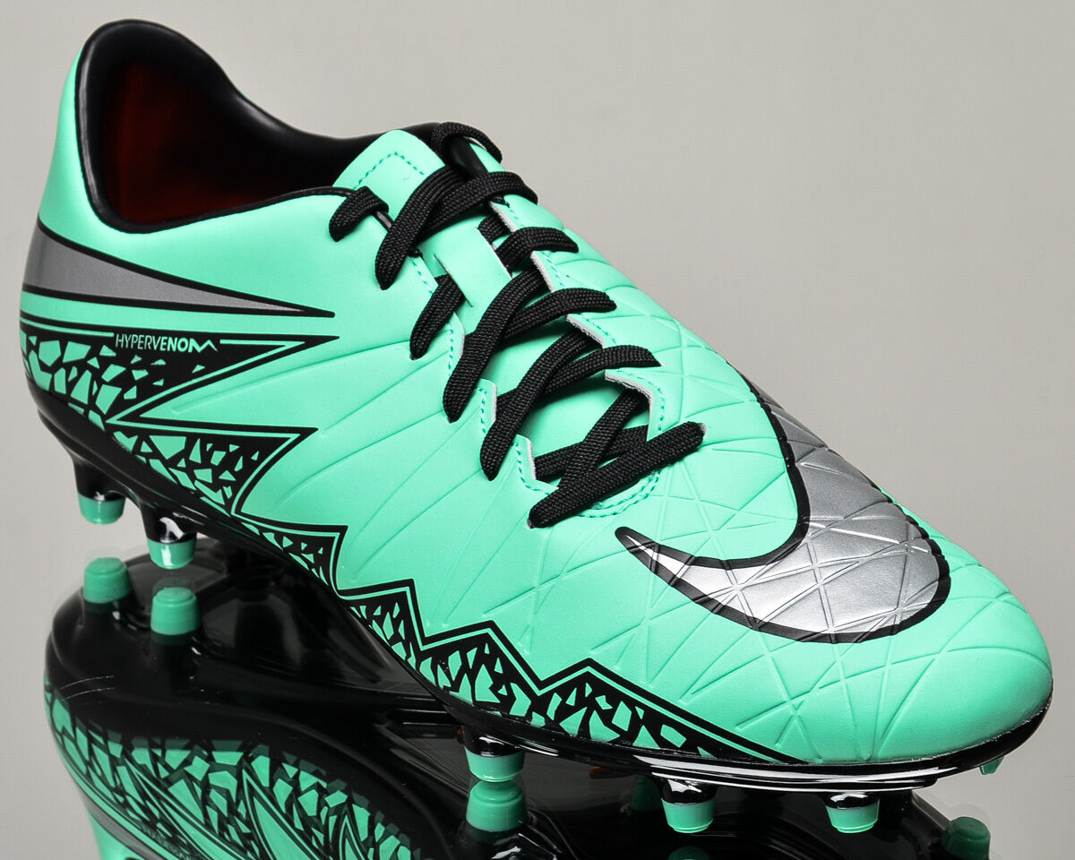 Nike Hypervenom Phelon Ii Fg 2 Fútbol hombres Botines Fútbol 2 Green Glow 749896-308 1eda1a