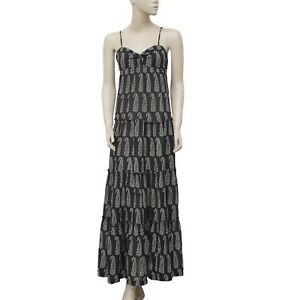 d61a9acbce 184038 New Denim & Supply Ralph Lauren Paisley Printed Tiered Maxi ...
