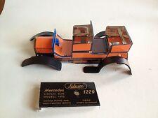 D/  Schuco Mercedes Oldtimer Blechspielzeug Karosserie Modellbau /noch NEU