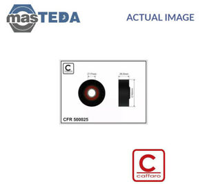 CAFFARO-V-RIBBED-BELT-TENSIONER-PULLEY-500025-P-NEW-OE-REPLACEMENT