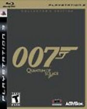 James Bond 007 Quantum of Solace Collector's Edition (Sony PlayStation 3) PS PS3