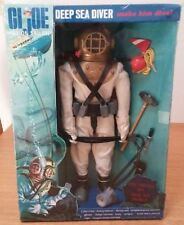 Vintage GI Joe 1964 Deep Sea Diver Set In High Quality Replica Box W/Shrink Wrap