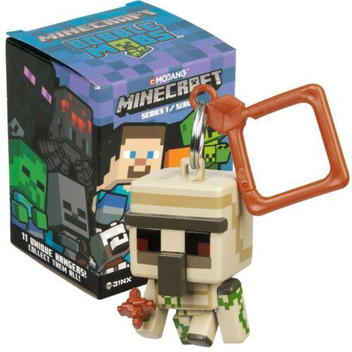 JNX9667 Jinx Oficial Minecraft Oficial Bobble turbas Perchas serie 3