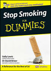 Stop Smoking For Dummies by David Brizer, Sally Lewis (Paperback, 2008)