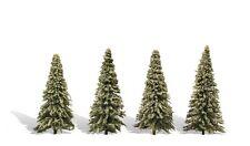 "Woodland Scenics [WOO] Trees Blue Needle 4-6"" (4) WOOTR3569"