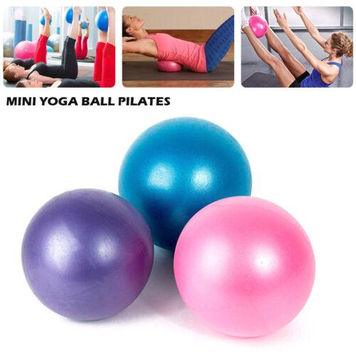 Soft Pilates /& Yoga Ball Übungsball Therapieball Yogaball  Fitness Gymnastikball
