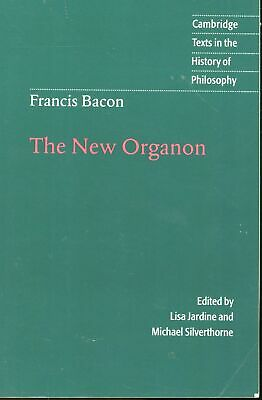 Francis bacon the new organon text what to take with testosterone steroids