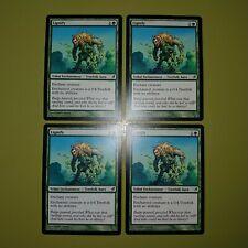 4 Favor of the Mighty = White Lorwyn Mtg Magic Rare 4x x4