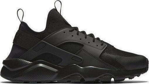 Uomo Nike Air Huarache Run Ultra Scarpe Sportive Nero Nero 819685 002 UK 8.5_9