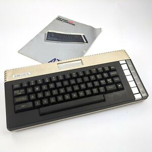 Atari-600XL-Home-Computer-and-Owners-Guide-TESTED