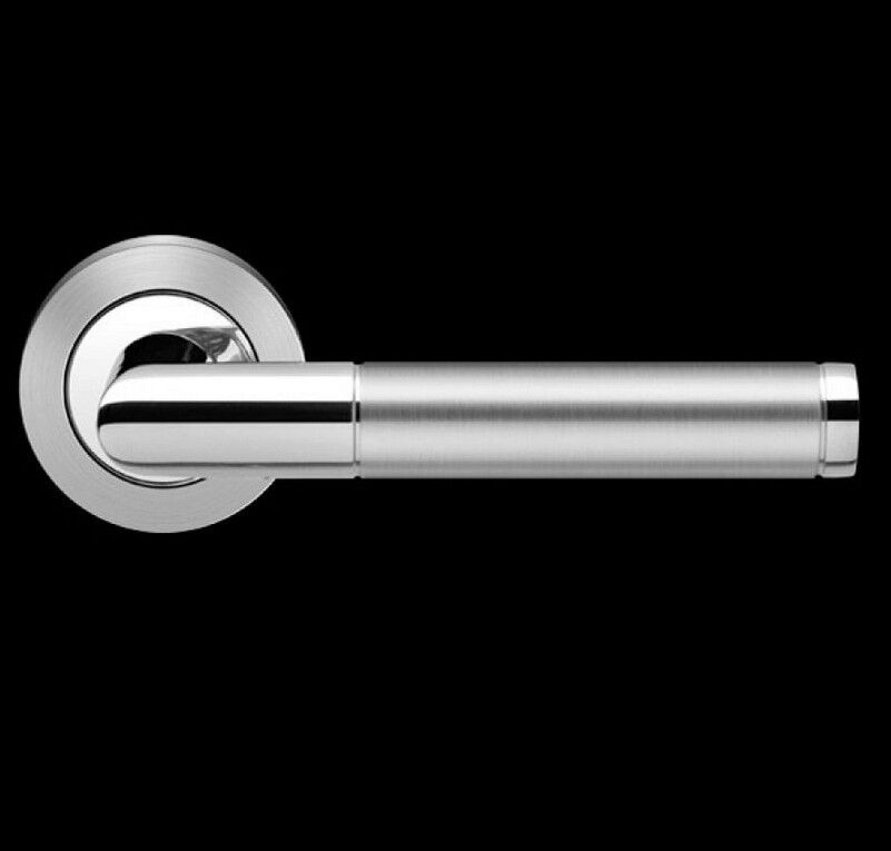 1 Paar Karcher Türgriffe Rio Steel ER34  BAD Rosatten Edelstahl | Internationale Wahl  | Qualitativ Hochwertiges Produkt  | Online-verkauf  | Qualitativ Hochwertiges Produkt