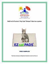 Kozy Cat Generics Litter Box Pads  Fit Major Brand 11 ½ X 17 inches 40//80 pads