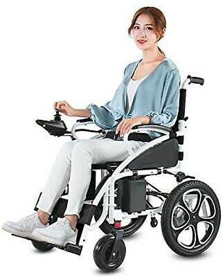 Foldable Heavy Duty Electric Wheelchairs FDA Approved Power Wheelchair   | eBay