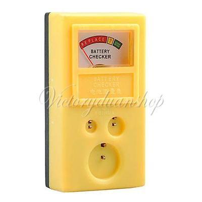 Watch Button Cell 3v CR Battery Power Volt Tester Checker CR2016 CR1620 CR1616