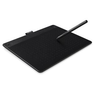 Wacom-Intuos-Art-Pen-and-Touch-Tablet-Medium-Black-Refurbished-by-Wacom