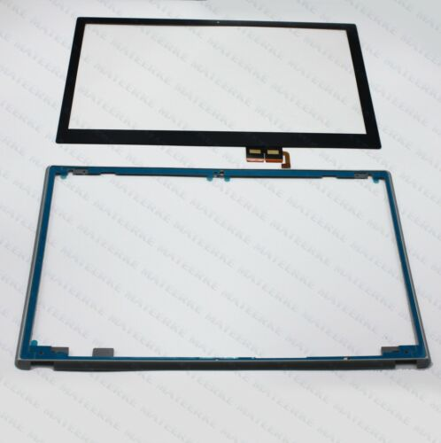 "15.6"" Touch Screen Digitizer For Acer Aspire V5-571P-6499 V5-571P-6407+Bezel"