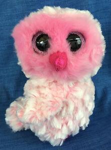 w-f-l Ty Beanie Twiggy Owl 15 cm Glitter Eyes Boos Glubschi ... 1d916fc49bb