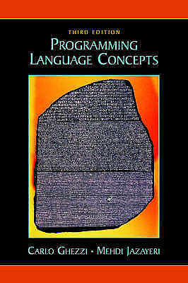 1 of 1 - Programming Language Concepts-ExLibrary