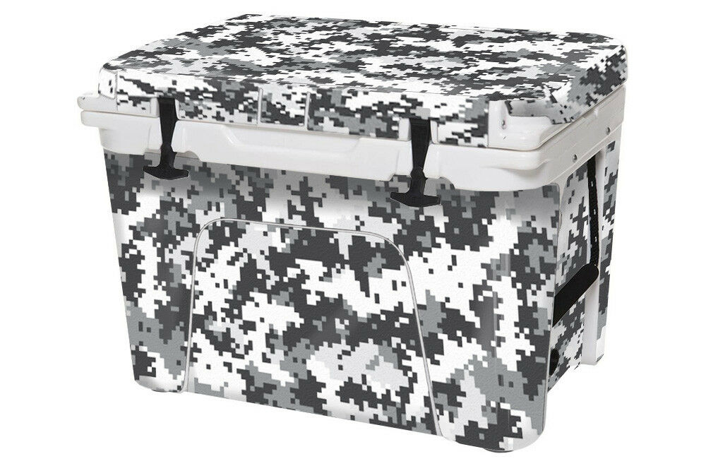 USATuff Custom Cooler Decal Wrap fits YETI Tundra Tundra YETI 75qt FULL Weiß Digi Camo 21aa87