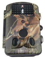 Digitale Kamera Wildkamera 12 Mp Hd Black Led Nachtsicht Zubehör Neu
