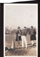 VINTAGE 1920 BLAIR ACADEMY BLAIRSTOWN NEW JERSEY FOOTBALL COACHES SPORTS PHOTO