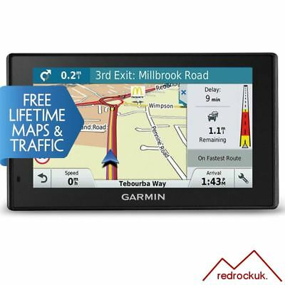Garmin Drivesmart 51LMT-S GPS Sat Nav - UK & ROI - Lifetime Maps & Live Traffic