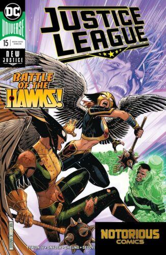 Justice League #15 DC Comics 1st Print EXCELSIOR BIN