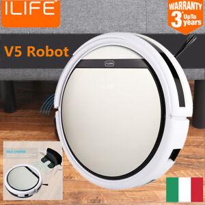 ILIFE-V5-Aspirapolvere-Robot-Lavapavimenti-Smart-Cleaner-Telecomando-Pulizia-IT